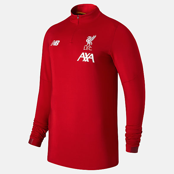 NB Manches Longues Liverpool FC On-Pitch Midlayer, MT931006TRE