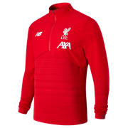 NB Liverpool FC On-Pitch Vector Speed Top, Team Red