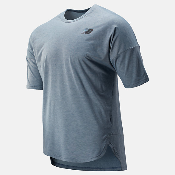 New Balance Reclaim Hybrid Short Sleeve, MT93101CKY