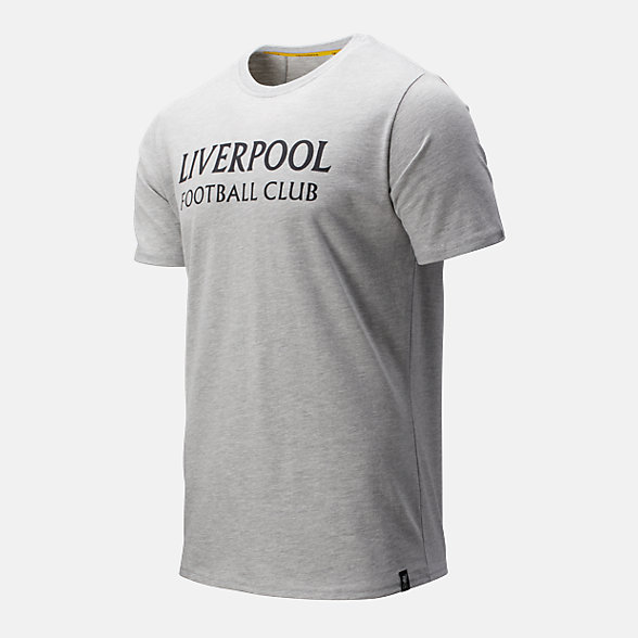 New Balance Liverpool FC Travel Graphic Tee, MT931026GRM