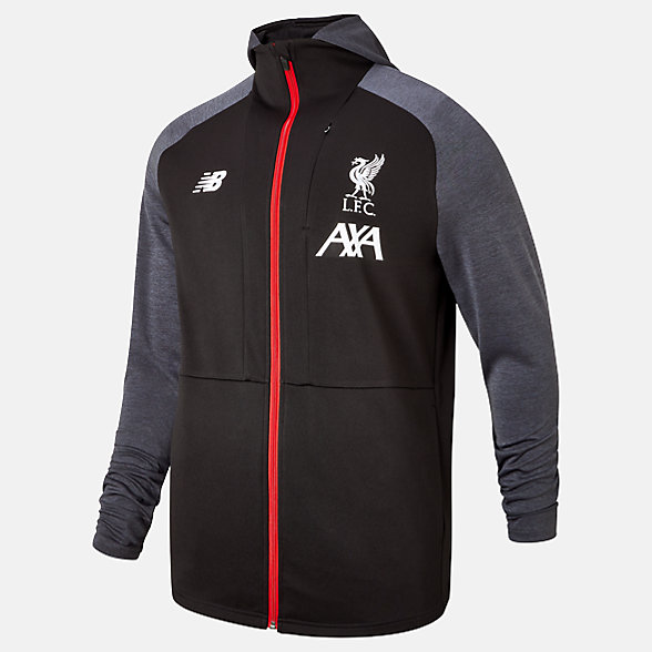 NB Liverpool FC Managers Hoodie, MT931065BK