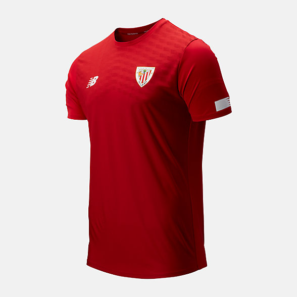NB Athletic Club Pre Game Jersey, MT931211TRE