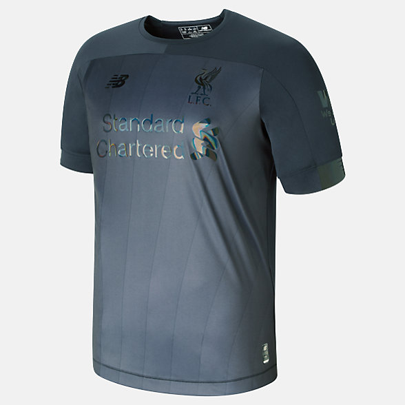 NB Maglia a maniche corte Liverpool FC Home Blackout, MT931539BK