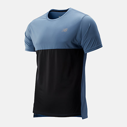 New Balance Accelerate Short Sleeve, MT93180CMY image number null