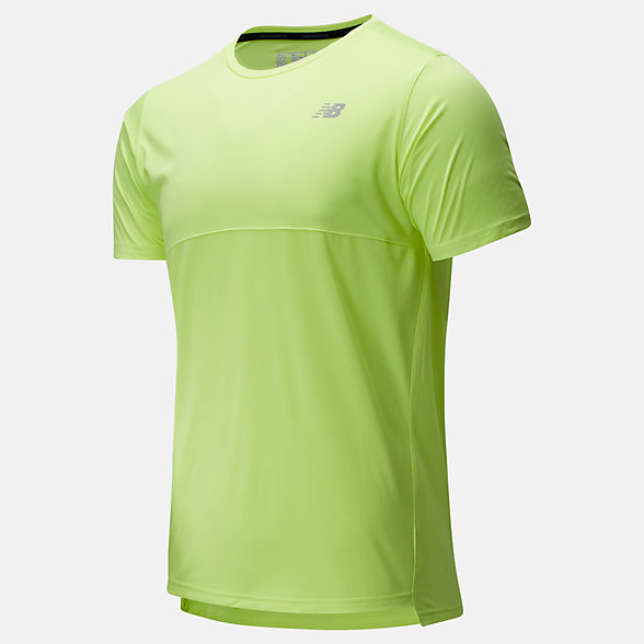 New Balance Accelerate Short Sleeve, MT93180LS2