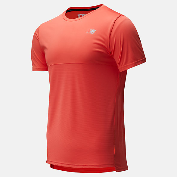 New Balance Accelerate Short Sleeve, MT93180TOR