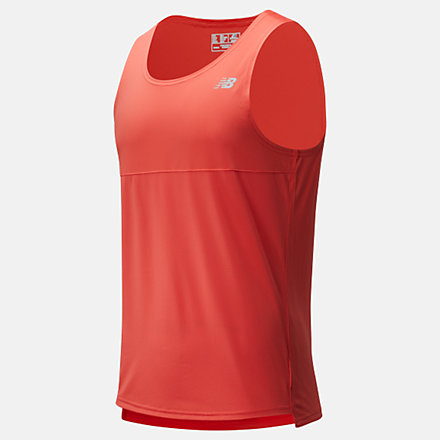 New Balance Accelerate Singlet, MT93183TOR image number null