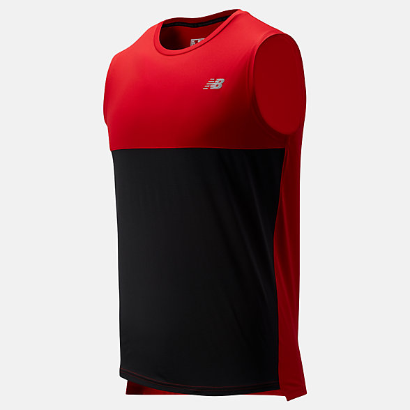New Balance Accelerate Sleeveless, MT93185REP