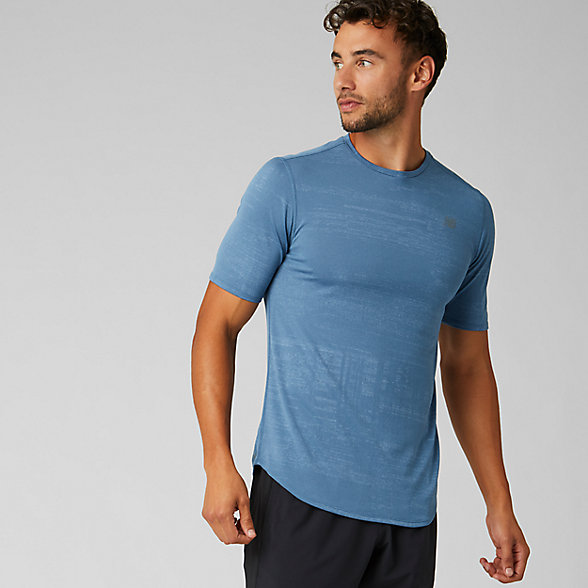 New Balance Q Speed Breathe Short Sleeve, MT93250CMY