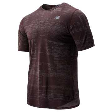 New Balance Q Speed Breathe Short Sleeve, Henna