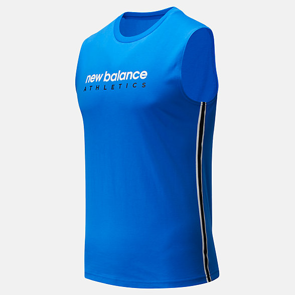 New Balance NB Athletic Tank, MT93505VCT