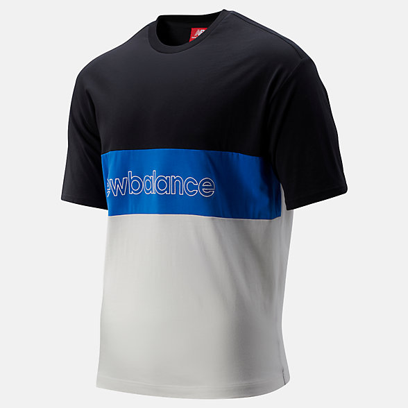 NB NB Athletics Classic T-Shirt, MT93506BK