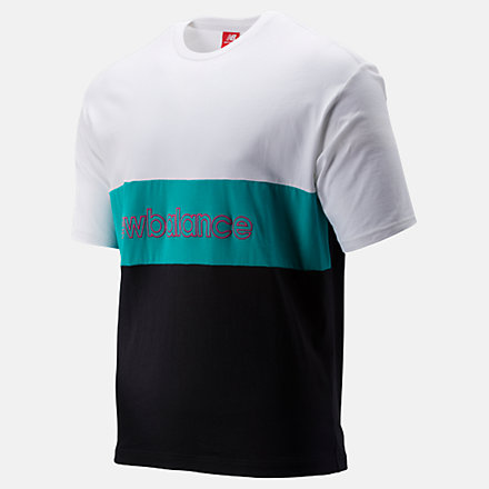 New Balance NB Athletics Classic Tee, MT93506VDE image number null