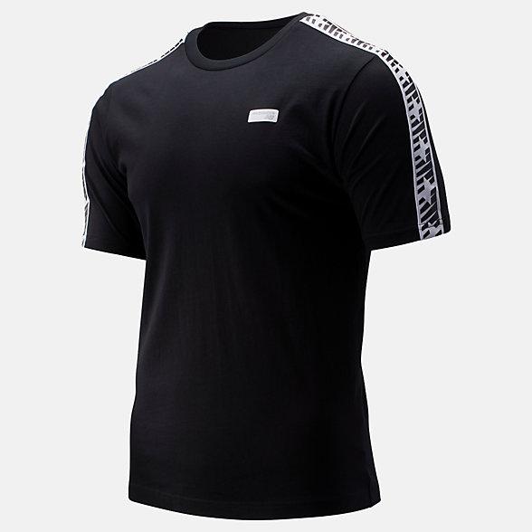 NB NB Athletics Track T-Shirt, MT93507BK