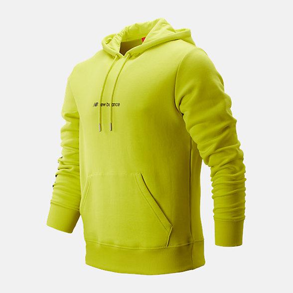 NB Sport Style Optiks Hoodie, MT93511SYE