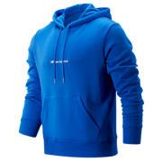 New Balance Sport Style Optiks Hoodie, Vivid Cobalt