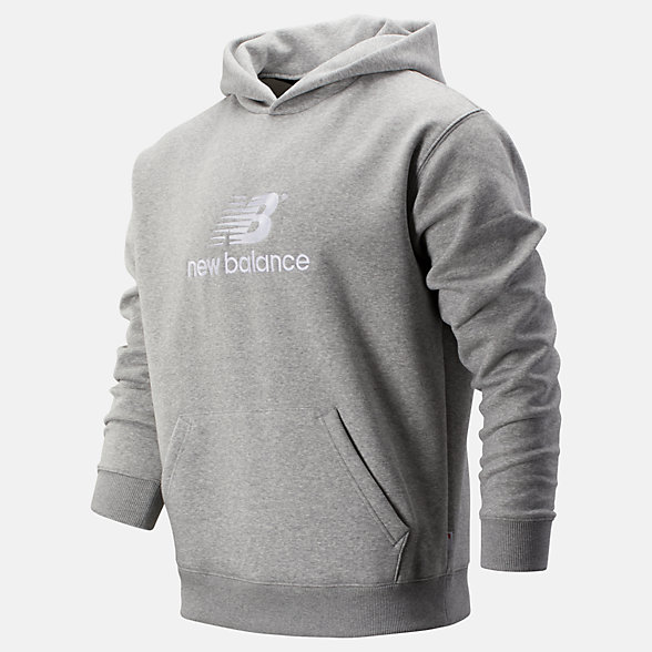 NB NB Athletics Premium Archive Hoodie, MT93519AG