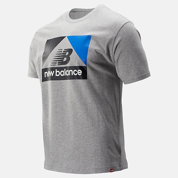 NB NB Athletics Archive NB T-Shirt, MT93522AG