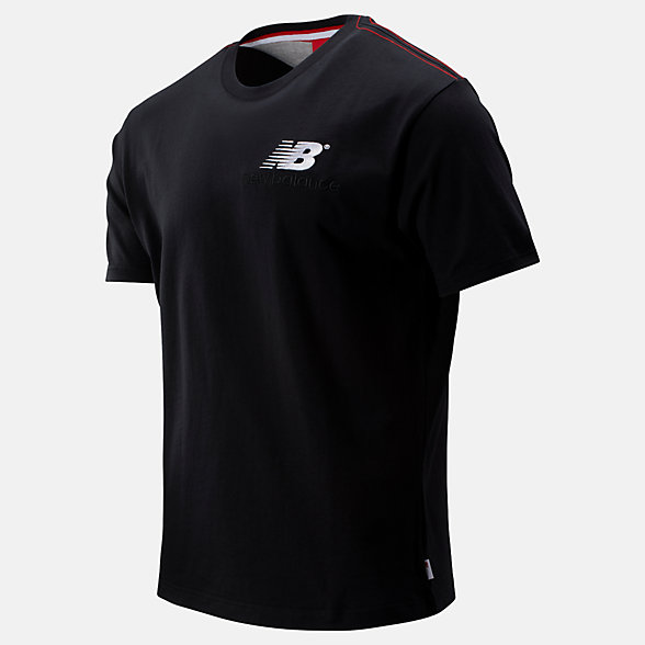 NB Camiseta NB Athletics Premium Archive, MT93523BK
