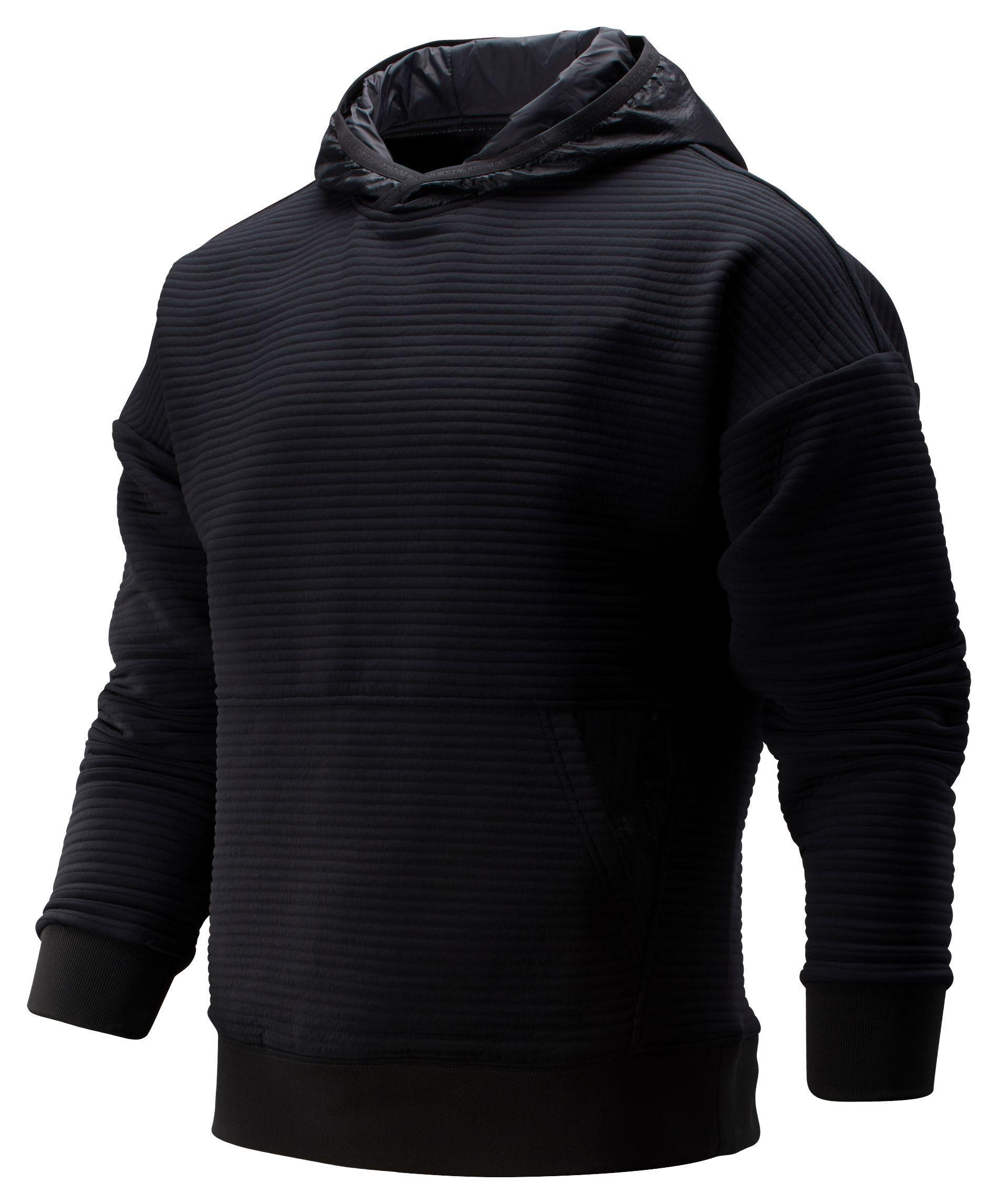 new balance sport style down sweatshirt