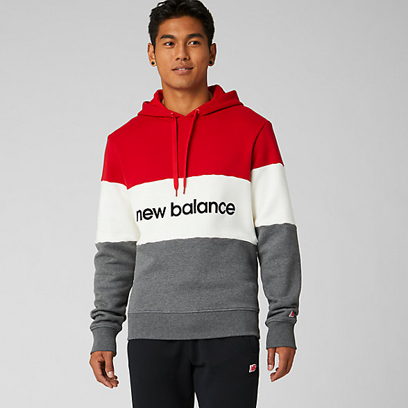 NB Sudadera Con Capucha NB Athletics Stadium, MT93545REP