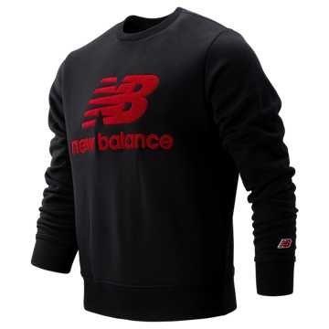 New Balance NB Athletics Stadium Crew, Black