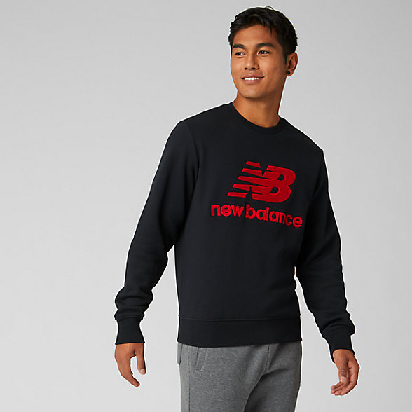 New Balance NB Athletics Stadium Crew, MT93546BK