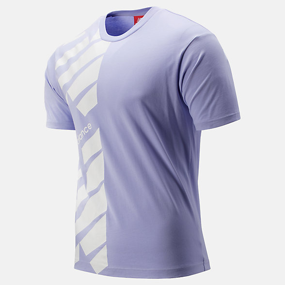 NB NB Athletics Point T-Shirt, MT93571CAY