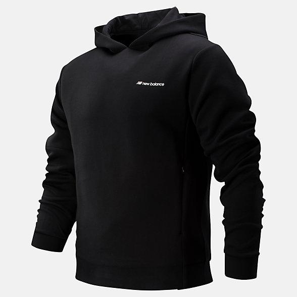 NB Sport Style Core Hoodie, MT93578BK