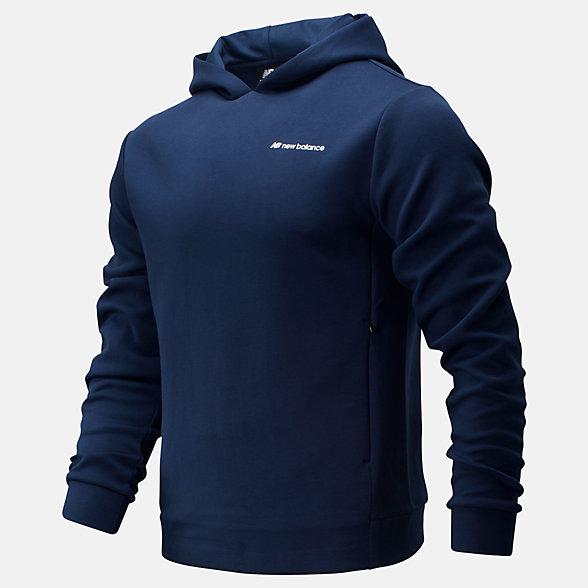 New Balance Sport Style Core Hoodie, MT93578NGO