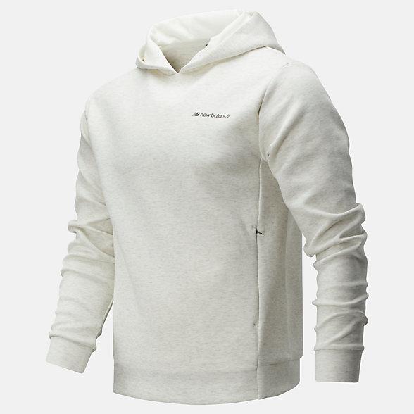 NB Sport Style Core Hoodie, MT93578SAH