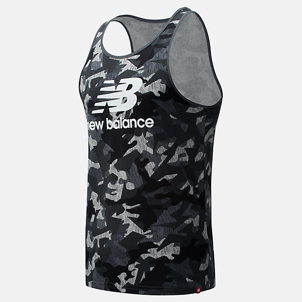 New Balance Essentials Tank, MT93599GNM