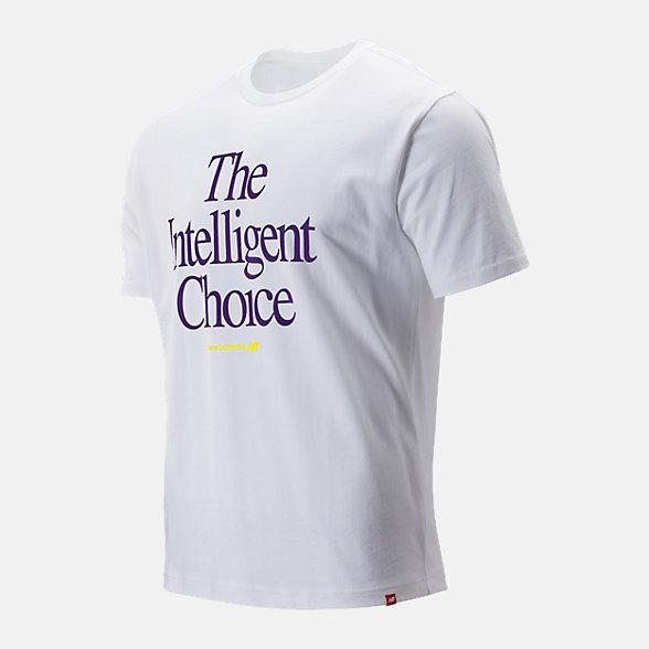 New Balance NB Choice Tee, MT93600WT