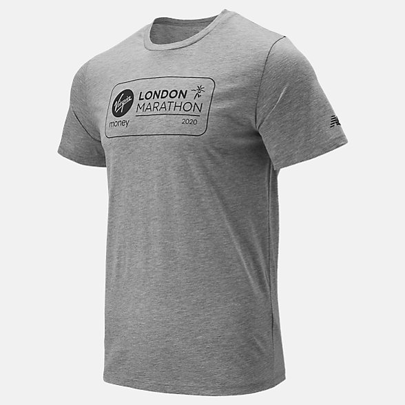 NB London Graphic Tee, MT93601DAG