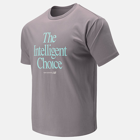 New Balance Intelligent Choice Tee, MT93602DCM