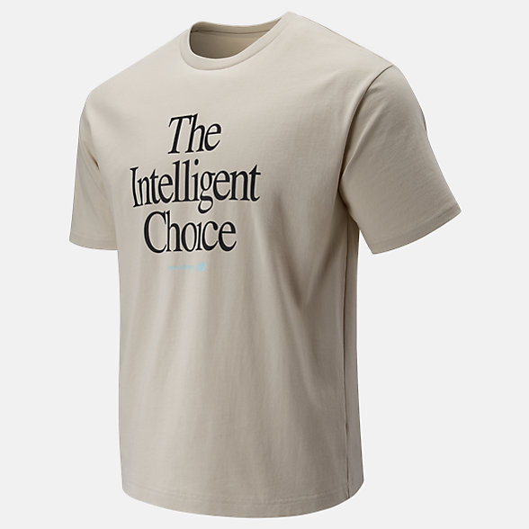 New Balance Intelligent Choice Tee, MT93602MBM