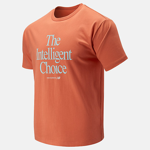 New Balance Intelligent Choice Tee, MT93602NPC