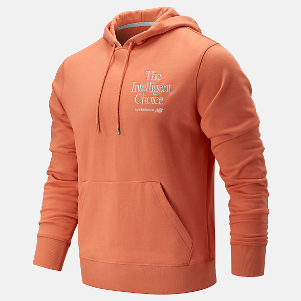 New Balance Intelligent Choice Hoodie, MT93603NPC