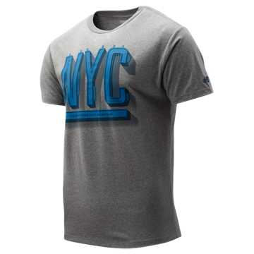 New Balance NYC Marathon NYC Beams, Athletic Grey