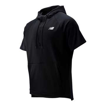 New Balance BP Fleece Hoodie, Black