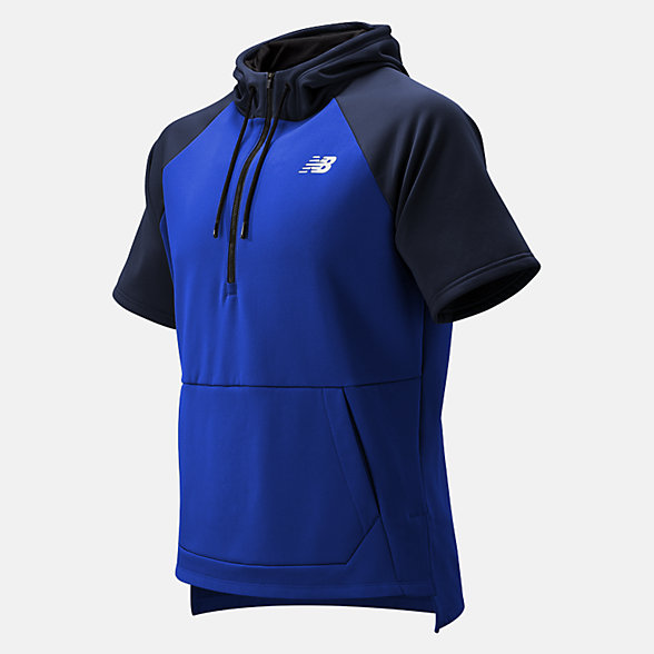 New Balance BP Fleece Hoodie, MT93714TRY