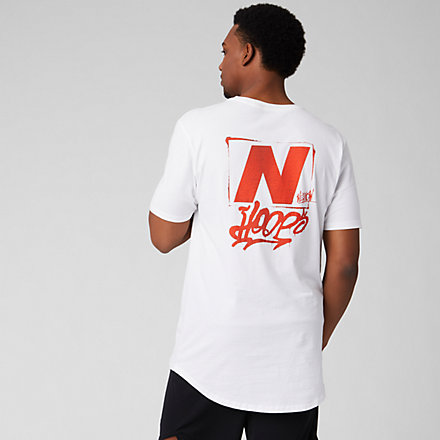 New Balance We Got Now Tee, MT93781WT image number null