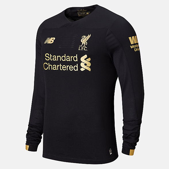 New Balance Liverpool FC Home GK LS Jersey, MT939001HME