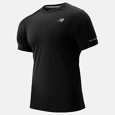 New Balance Core Run SS T Solid, MT93917BK image number null