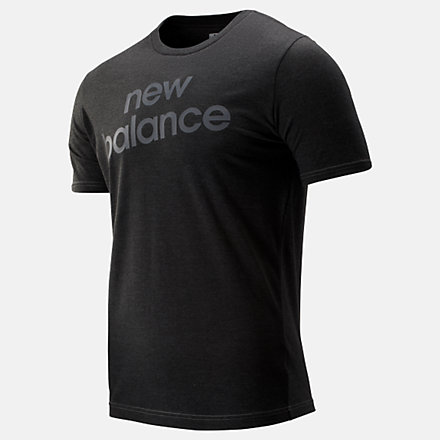 New Balance Core Graphic Tee, MT93924HC image number null
