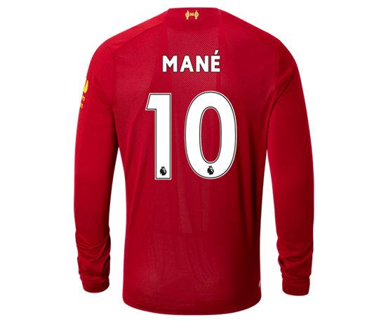 24e2a5589 Liverpool FC Home LS Jersey Mane - New Balance