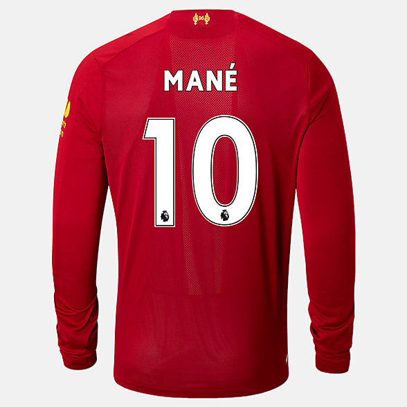 NB Liverpool FC Langarm Heimtrikot Mane No EPL Patch, MT939833HME