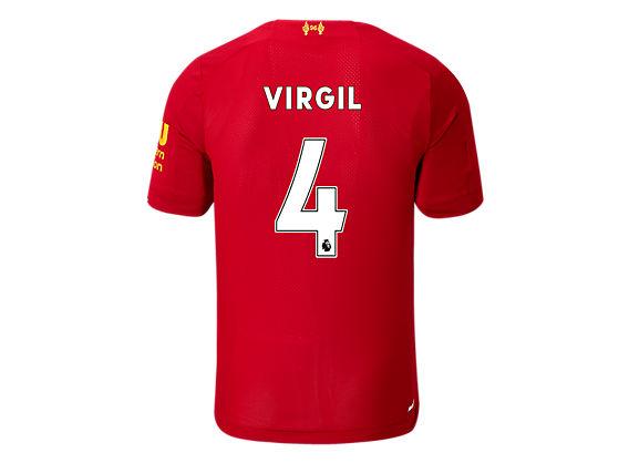 a3baa128f Liverpool FC Home SS Jersey Virgil - New Balance