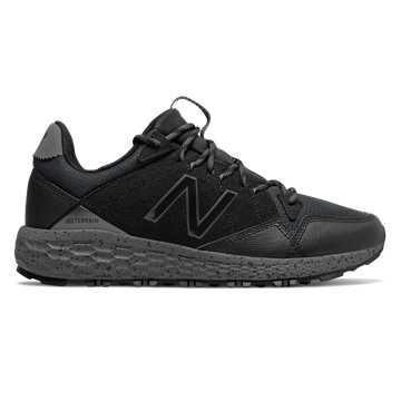 New Balance Fresh Foam Crag Trail, Black with Magnet