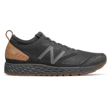 New Balance Fresh Foam Gobi Trail v3, Phantom with Magnet & Gum
